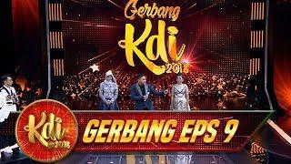 Tantangan Dari Beniqno, Ayu Ting Ting, Iis Dahlia  Untuk Ketiga Kontestan - Gerbang KDI Eps 9 (2/8)