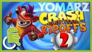 Crash Bandicoot Ripoffs 2 - Immobile - Yomarz