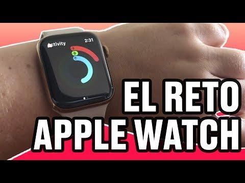 El reto Apple Watch: ¿Realmente te ayuda a hacer más ejercicio? | #GeekHunters