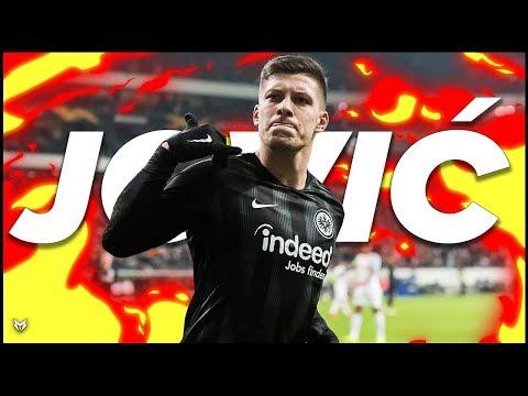Luka JOVIĆ - Welcome to Real Madrid- 2019