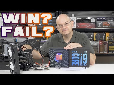 Intel Core i9 9900K Review – should YOU buy IT?
