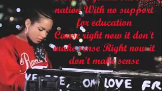 Alicia Keys - We Are Here (Lyrics)