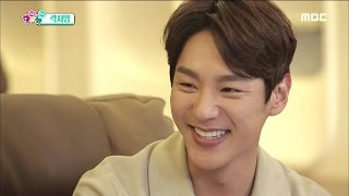 [Section TV] 섹션 TV - Woman´s heart stiller in 'we got married', Kwak Si Yang 20151220