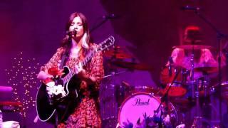 Christina Perri - Bang Bang Bang live HMV Ritz Manchester 16-01-12