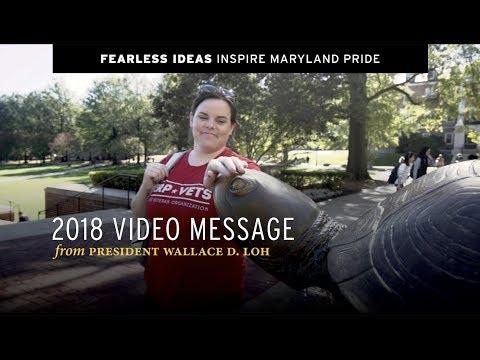 President Loh | Inspire Maryland Pride