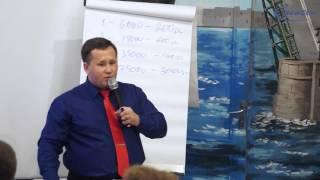 04 Альберт Машнин. Конференция New Star в Санкт-Петербурге ноябрь 2014г.