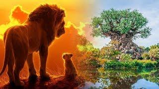 "🔴 Disney Media Event For The Lion King ""Protect The Pride"" 🦁🌅🌳 || Disney's Animal Kingdom"
