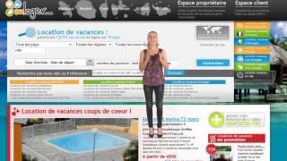 preview picture of video 'location vacances studio st francois guadeloupe'