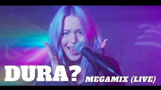 """YUKO   """"DURA?"""" Megamix (live)"""