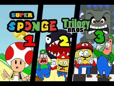 Super Sponge Bros Trilogy-Bowser12345