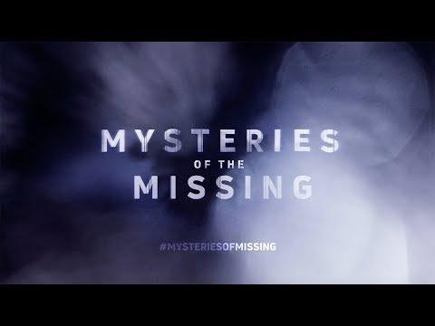 Video trailer för Mysteries of the Missing Trailer