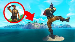 It Was IMPOSSIBLE To FIND Me Here! (Fortnite Hide And Seek)