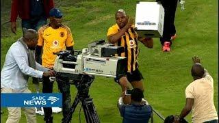 Chiefs fans wreak havoc after Nedbank cup exit
