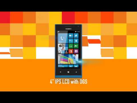 Smartfren Windows Phone 8 : Ascend W1