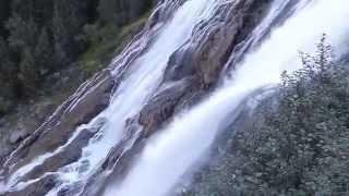 Grawa Wasserfall - Philosophische Bildwanderung Sulzenau Hütte - Neustift in Tirol - Stubaital - Österreich