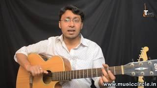 Jhumri Talaiyya (Arijit Singh) intro fingerstyle guitar lesson