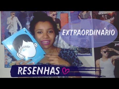 Resenha | Extraordinário por R. J. Palacio