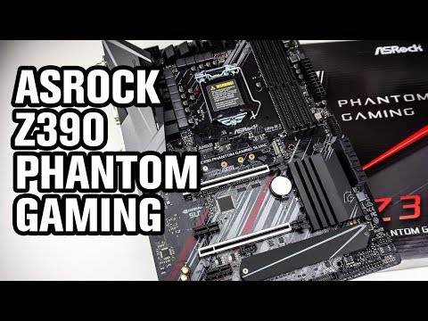 ASRock Z390 Phantom Gaming SLI/ac Motherboard Review