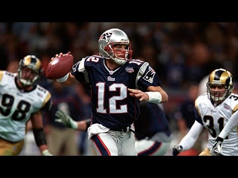 Super Bowl XXXVI: Rams vs. Patriots highlights