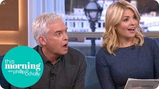 Ed Sheeran Was Assaulted by a Royal | This Morning