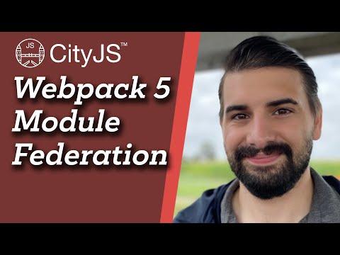 Image thumbnail for talk Webpack 5 Module Federation