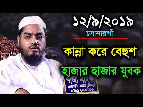 Hafizur Rahman Siddiki New Bangla Waz 2019