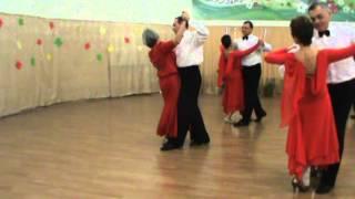 Осенний бал 2013.Танцевальный клуб