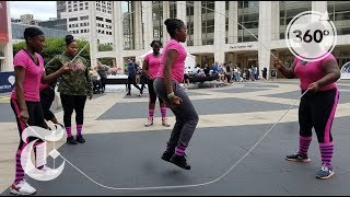 Double Dutch is Back, Jump In! | The Daily 360 | The New York Times