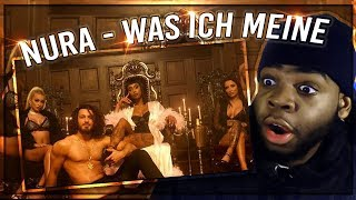 Nura   Was Ich Meine  REACTION!!