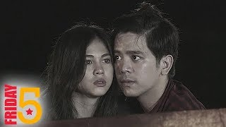 5 scenes that show Joshua & Janella's great chemistry as Elias & Emma in The Killer Bride   Friday 5