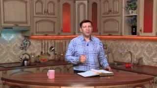 """""""Утро с Библией"""" №305 от 01.03.16. """"Прикосновение Иисуса останавливает смерть"""""""