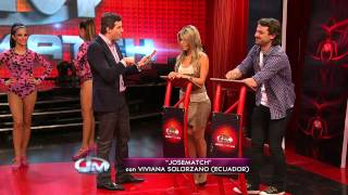 Sábado show - José María Listorti se lució en Josematch