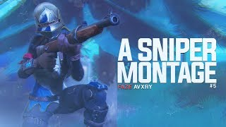 Avxry Uses Sniper Hacks - Montage #5