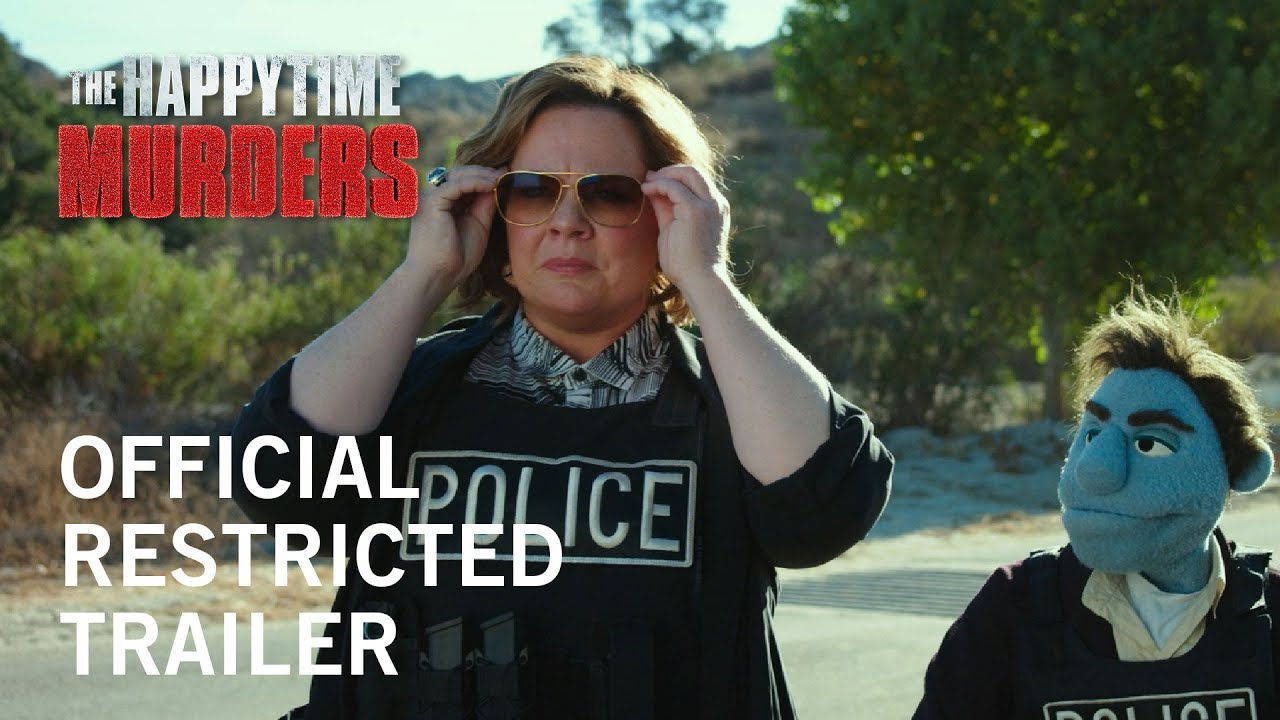 Video trailer för The Happytime Murders | Official Restricted Trailer | Coming Soon
