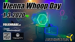 Vienna Whoop Day 1.3.2020 organized by ViennaFPV - Micro Drone Race