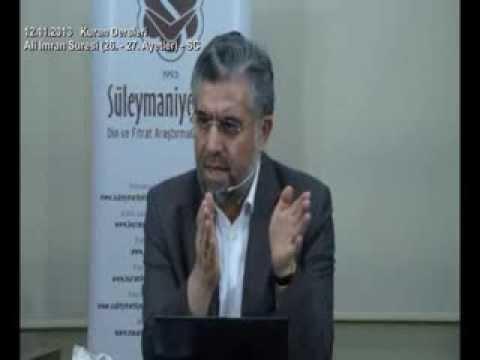 Muharrem Orucu ve İbadet Kavramı - İhsan Eliaçık