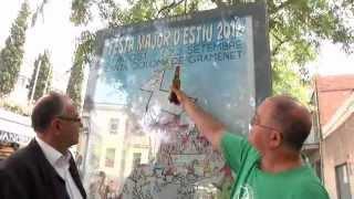 preview picture of video 'Dissabte - Festa Major Santa Coloma de Gramenet'