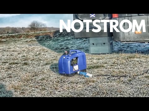 PRAXISTEST Denqbar DQ 1200 - Inverter Stromgenerator