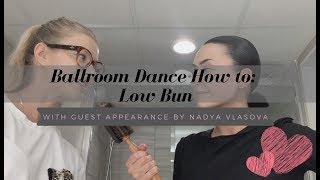 Ballroom Dance Hairstyle - With Sarah Nolan