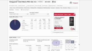 Using Morningstar to Pick Mutual Funds