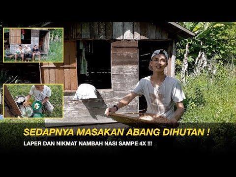 KEMBALI MASAK DI HUTAN (BASECAMP) | NIKMAT NAMBAH SAMPAI 4X !