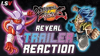 ssgss gogeta and janemba reveal trailer dragon ball fighterz