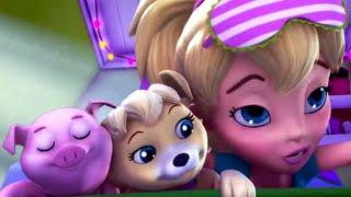 Polly Pocket | Cupcake Clash | Cartoons for Children | Cartoons for Girls | Dolls
