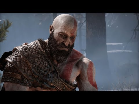 God Of War Prototype Video from 2015 (PS4)