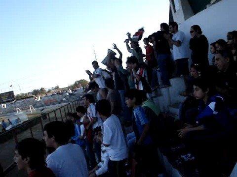 """""""BARRA PALESTINO / LOS BAISANOS... PALESTINO EN LA CANCHA"""" Barra: Los Baisanos • Club: Club Deportivo Palestino"""