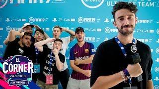 ¿QUÉ OPINAN LOS MEJORES YOUTUBERS SOBRE FIFA19? | FIFA19 | EL CÓRNER
