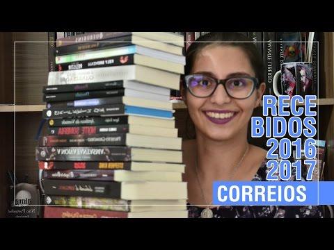 RECEBIDOS 2016 / 2017 | CANTINHO GEEK