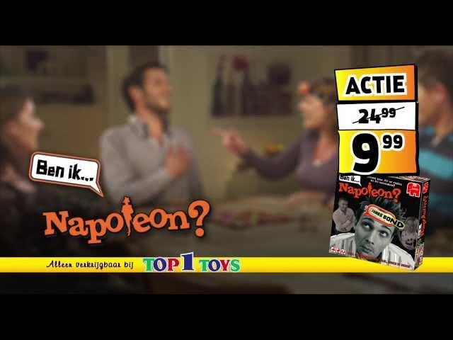 TV Commercial JUMBO Ben Ik Napoleon
