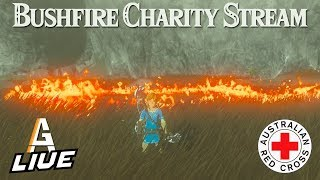 BotW BUSHFIRE RELIEF CHARITY STREAM