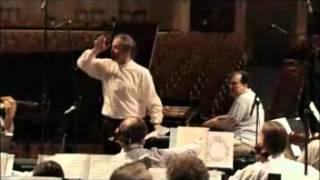 Gergiev rehearsing Rachmaninov's 3rd Concerto